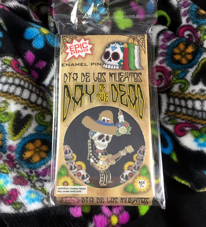 EPIC PINS Day of the dead