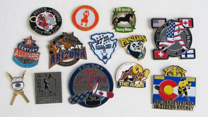 Sports Pins