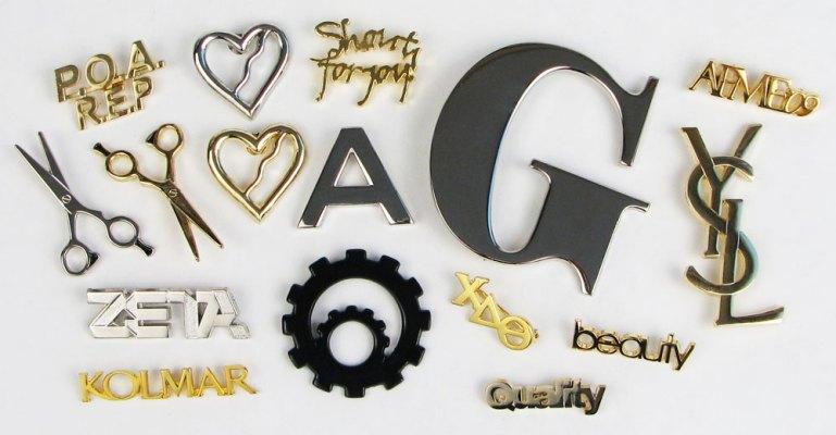 Zinc Metal Pins