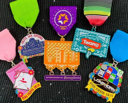 custom fiesta medals 1