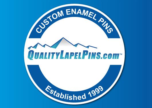 Quality Lapel Pins Logo