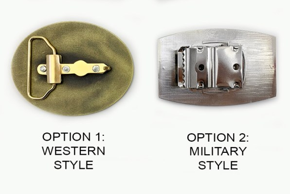 belt buckle attachments
