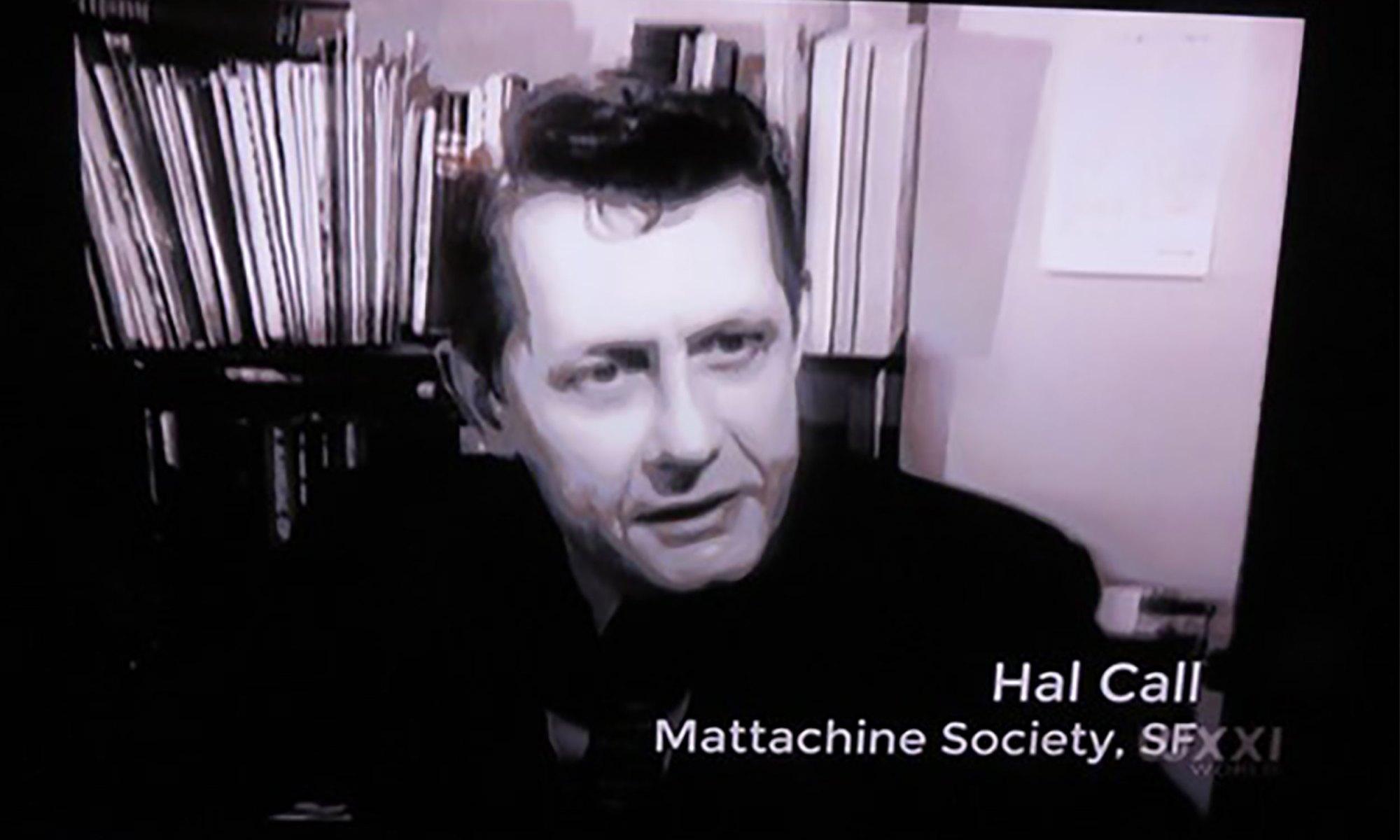 Hal Call TV image