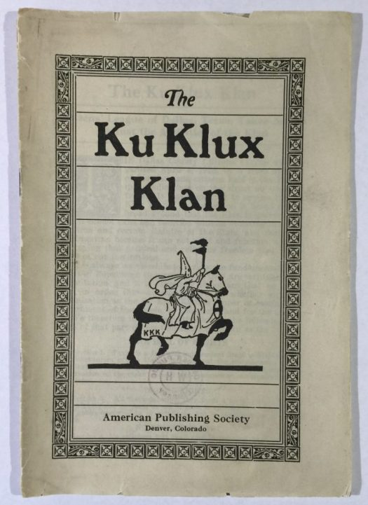 KKK cover image