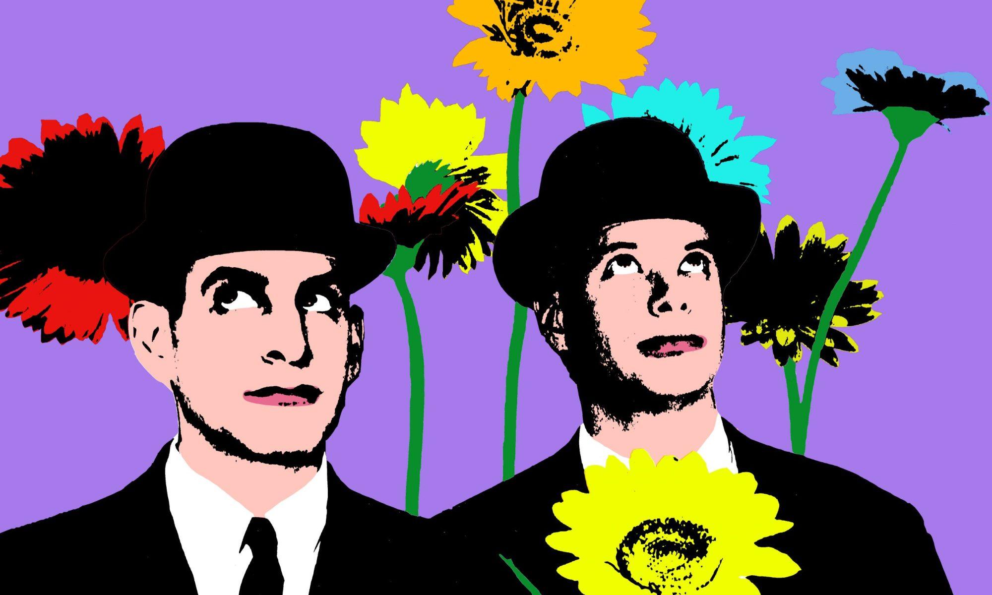 Bachelors Anonymous portrait image