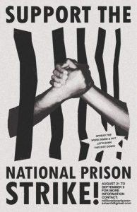 Prison Strike 2018 poster image