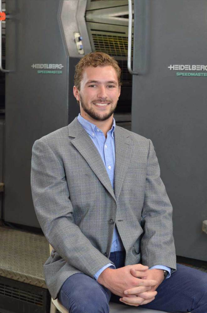 Mason Mahaffey, Account Manager mason@qualityprinting.com
