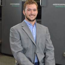 Mason Mahaffey, Account Manager mason@qualityprinting.com
