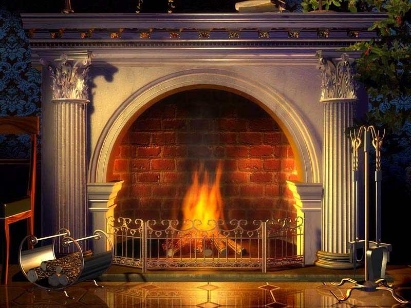 Fireplace Updating And Decorating Ideas