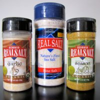 Toss The Table Salt, Use REAL SALT!