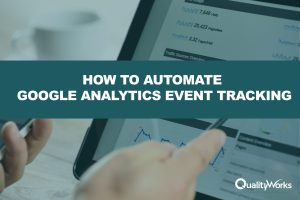 Automating Google Analytics Events Tracking
