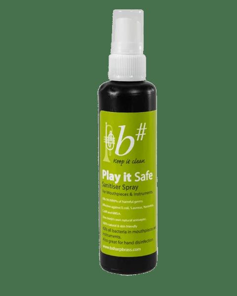 b# play it safe