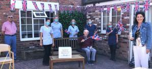Qualkem giving back to carehomes with Electrosan