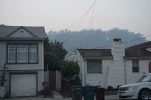 queimadas na california