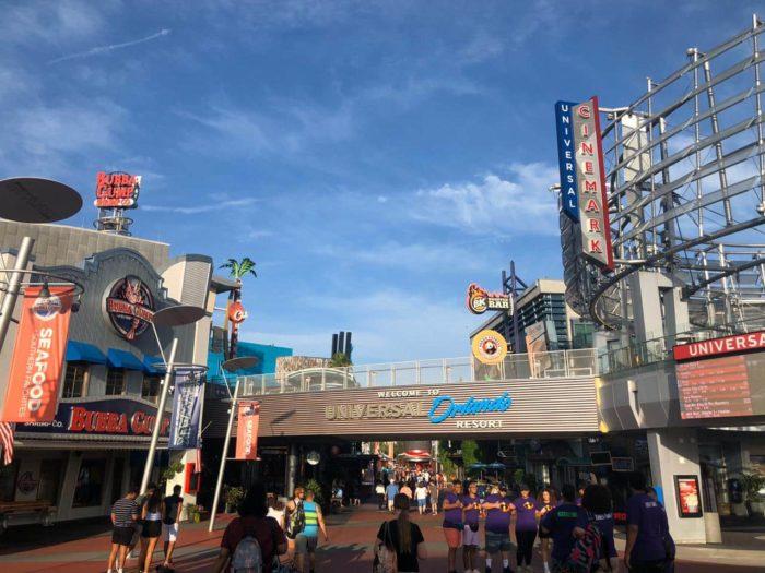Reabertura do Universal Studios em Orlando