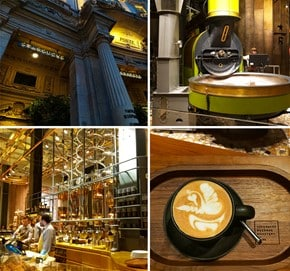 destinos para quem ama café