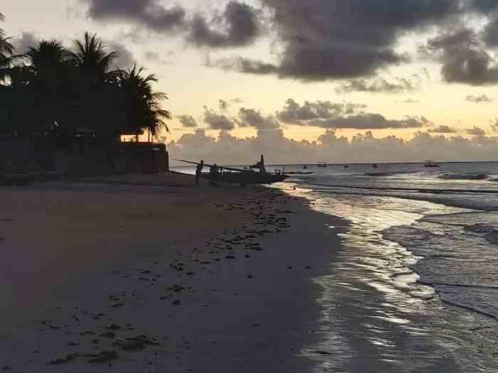 praia em Alagoas