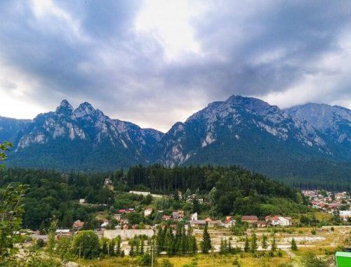 Viagem para a Romênia