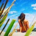 Legendas para Instagram -Fotos na praia (em inglês e português)