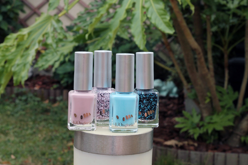 l'onglerie collection pastel