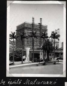 O edificio Matarazzo