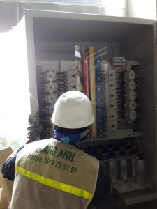 Single Vietnam Pole Mounted Transformer