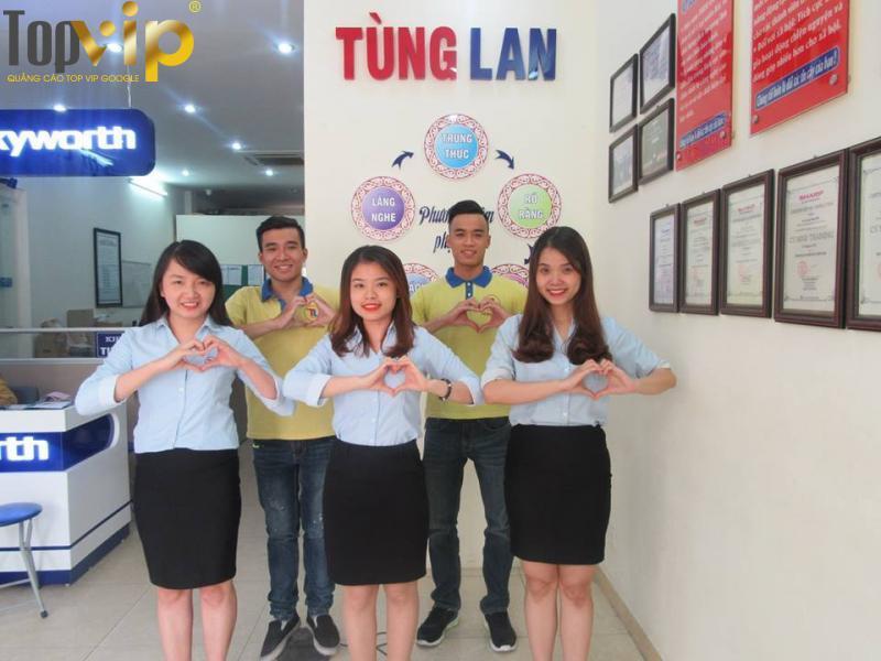 Công Ty TNHH TM & PT Dịch Vụ Tùng Lan