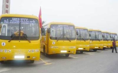 Báo giá quảng cáo trên xe Bus – Miền Trung