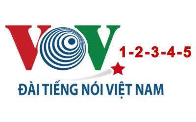Báo giá quảng cáo trên VOV1,2,3,4,5-Quảng cáo trên Radio VOV