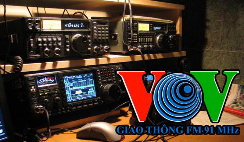 Booking quảng cáo trên Radio-FM-VOV toàn quốc