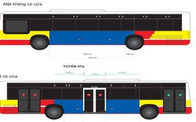 Báo giá quảng cáo xe bus trên Toàn Quốc