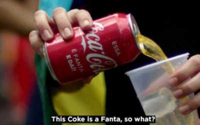 Chỉ in thêm 1 câu slogan, tốn 0 đồng chi phí marketing, Coco-Cola tạo ra cú nổ truyền thông tại Brazil bằng cách nào?