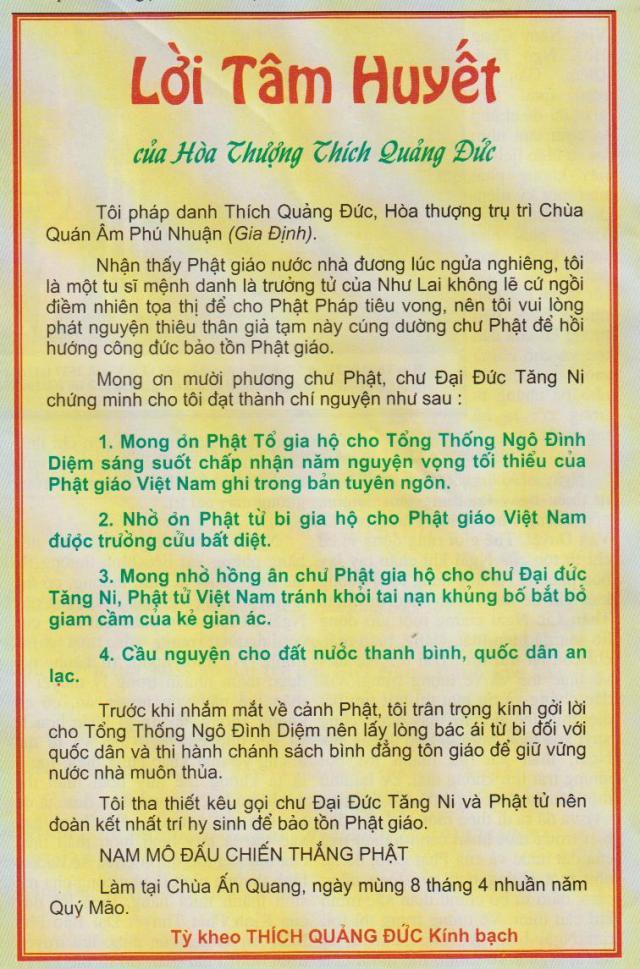 Bo Tat Quang Duc_Loi Tam Huyet