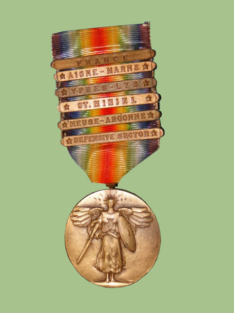 Vietnam Military Medals Identification