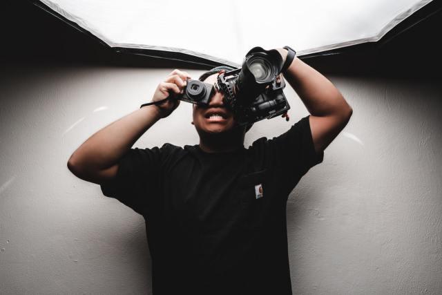 digitálne fotoaparáty