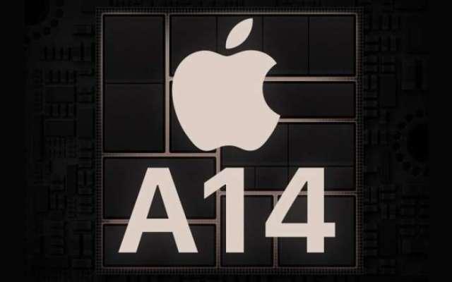 moorov zákon apple a14
