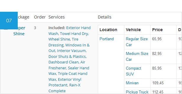 car, wash, carwash, booking, auto, detailing, service WordPress Theme
