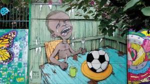 Brazil Graffiti