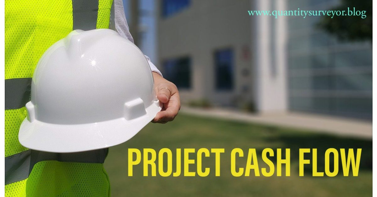 Project cash flow- Construction cost management