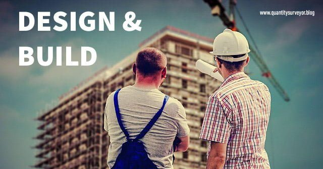 Design and build procurement