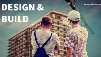 Design and build procurement