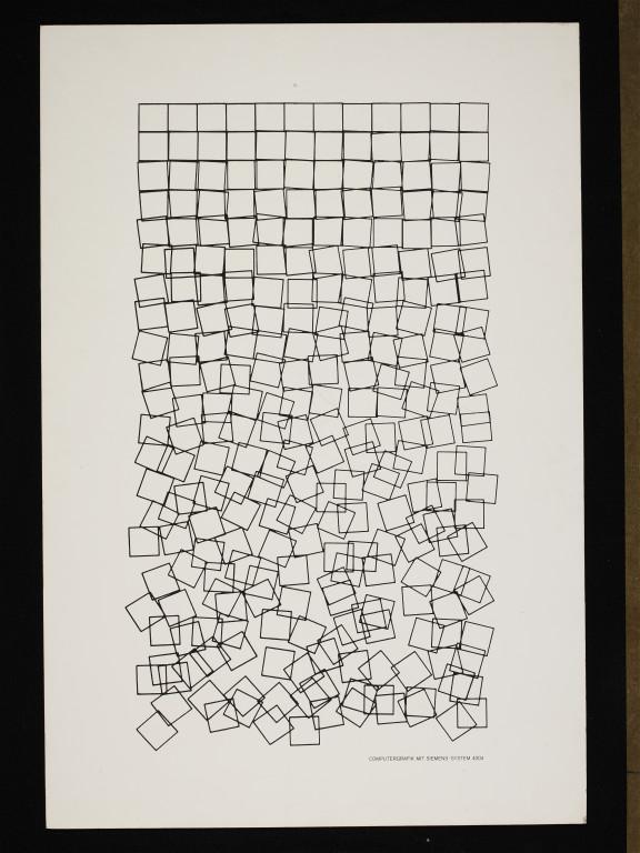 Turn A Square: generative aRt
