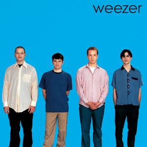 Say It Ain't So: using Weezer album cover colours in R