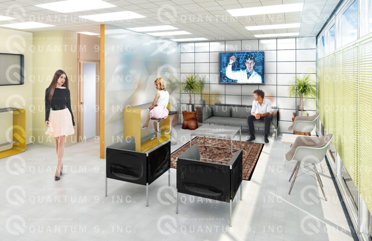 Dispensary Waiting Room II With Watermark