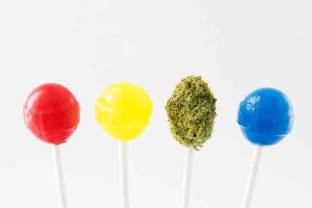 Lollipop Weed Edibles