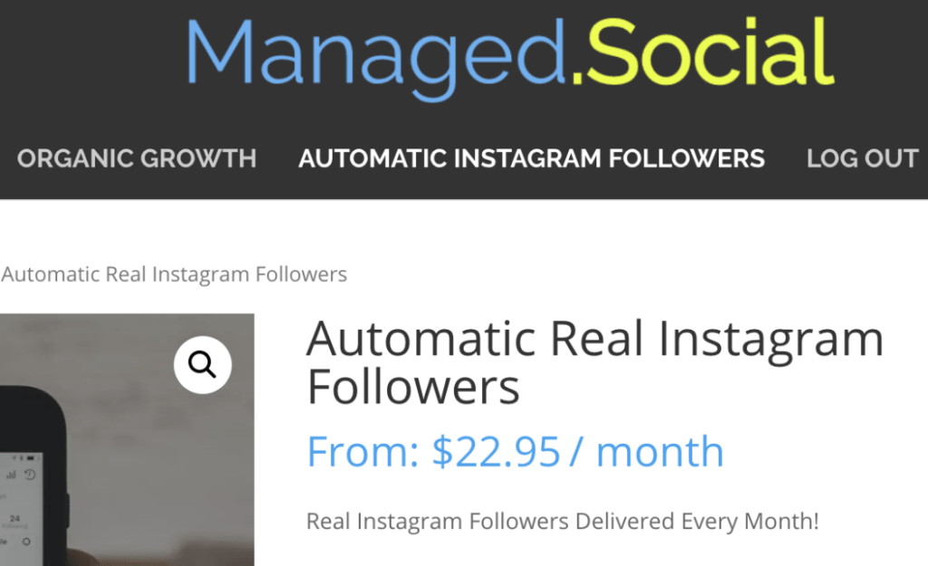 33+ Best Instagram Growth Services to Grow Your Followers