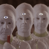 Battle Beyond the Stars: Group Consciousness Nestor Clones (Crewmen)