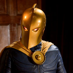Smallville, JSA: Kent Nelson/Doctor Fate (Metaphysical Consultant)