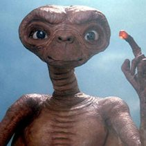 E.T. the Extra-Terrestrial: E.T. (Communications Officer)