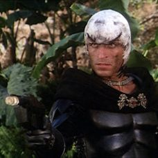 Buck Rogers in the 25th Century: Hawk (Commander, Spec Ops/Away Team)